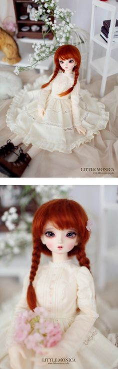 Lttle Sarubia - Little Monica 41cm girl - BJD Dolls, Accessories - Alice's Collections