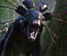 Palulukan/Thanator. The best creature on Pandora.