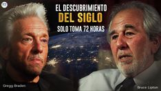 EL DESCUBRIMIENTO DEL SIGLO | Esto Transformará Completamente Tu Vida | Gregg Braden ft Bruce Lipton - YouTube Einstein, Lipton, Canal E, Greggs, Wish, Science, Videos, Youtube, Fictional Characters