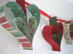 Christmas Garland - so pretty!