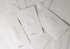 Dior - Créanog, Studio de création, Bureau de fabrication, Atelier de gaufrage et marquage à chaud à Paris