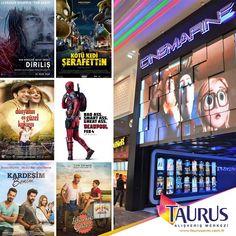 Taurus Cinemarine'de en son hangi filmi izlediniz?
