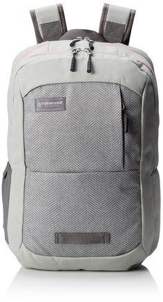 Amazon.com: Timuk2 Parkside Laptop Backpack, OS, Black/Crimson: Sports & Outdoors