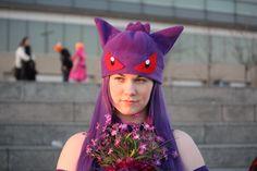 gengar cosplay - Google zoeken