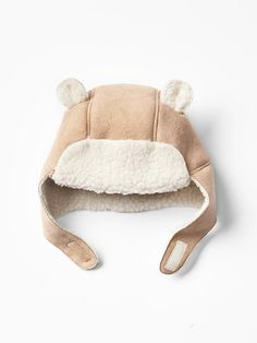 Sherpa bear hat