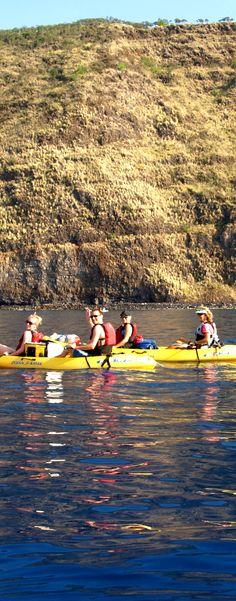 Adventures in Paradise: Kona Hawaii Snorkeling, Kayaking, SUP/Surf Lessons Cheap