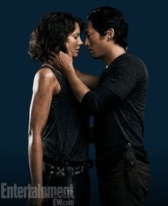 Gosh I hope we dont lose more main characters in the 4th!  Glenn and Maggie Season 4