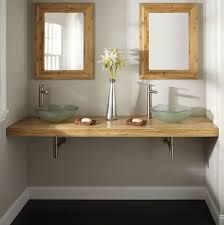 """Résultat de recherche d'images pour """"plan de travail salle de bain en sipo"""" salle de bains"""