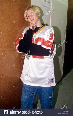 Stock Photo - Backstreet Boys (Nick Carter) on in Sindelfingen. Nick Carter, Leonardo Dicaprio, Brad Pitt, Nick Backstreet Boys, Brian Littrell, Kevin Richardson, Luke Bryan, Boy Hairstyles, Attractive Men