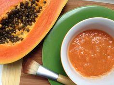 papaya for hair