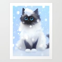 Waiting for the first snow - $15.6