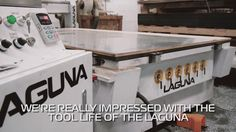 Lane Precision Products - Laguna CNC Customer Story . Watch it at https://youtu.be/h797NI5nyaw