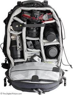 lowepro backpack #travel #photography #equipment