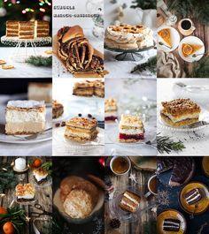 Do Bożego narodzenia zostały już tylko dwa tygodnie, dlatego zostawiam Wam zbiór blisko 50 ciast, które zachwycą na świątecznym stole :)   #ciasta #wypieki #martagotuje #bożenarodzenie #święta Waffles, Cereal, Breakfast, Noel, Morning Coffee, Waffle, Breakfast Cereal, Corn Flakes