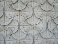 Mid-Century Modern Tile Pattern