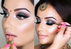 How to Do Bridal Makeup on Your Own at home 4