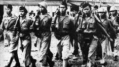 Barisan laskar dari kalangan Tionghoa yang tergabung Tentara Keamanan Rakyat (TKR) Chungking Surabaya ikut berperan aktif dalam peristiwa pertempuran 10 November 1945