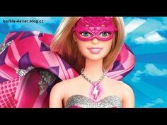 Barbie en Super Princesse 2015 - Dessin Animé Nouveauté Walt Disney