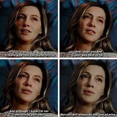 """Although I know I'm not the love of your life, but you'll always be the love of mine"" - Laurel Lance #Arrow [[ Oh, god, it was her at the end!! R.I.P Laurel :( ]]"
