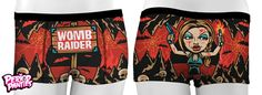 Period Panties Boyshorts by Harebrained Inc. — Kickstarter