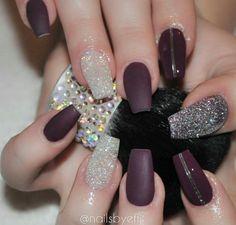 Cute for my toes! Fancy Nails, Love Nails, Pink Nails, Pretty Nails, Gel Nail Designs, Cute Nail Designs, Romantic Nails, Nails Polish, Glitter Nail Art
