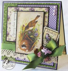 Spring Has Sprung with Graphic 45 | Crafts 'n thingsCrafts 'n things SECRET GARDEN