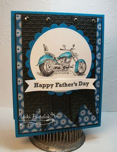 Happy Father's Day by justcrazy - Cards and Paper Crafts at Splitcoaststampers
