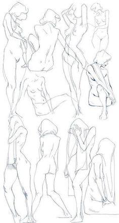 Körper, verschiedene Ansichten