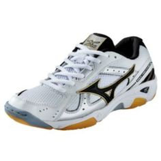 mizuno volleyball shoes orange and black xs