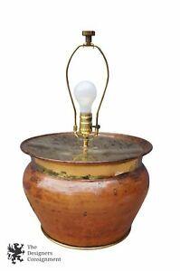 Copper Table Lamp, Copper Lamps, Fountain, Artisan, Outdoor Decor, Image, Home Decor, Decoration Home, Room Decor