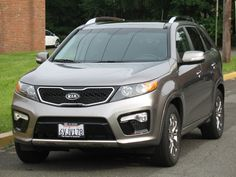 I LOVED the 2013 Kia Sorento SX FWD- in Titanium Silver: Base price $31,700, with all the additional features: $38,875 Mechanical: 3.5L DOHC CVVT V6 Engine 6-speed Auto transmission w/Sportmatic Safety Features: Dual Front advanced airbags Front seat-...