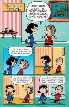 KaBOOM Peanuts Series 2, #16 - The Doctor is Way In 1