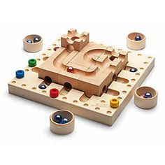 """Cuboro """"Tricky Ways"""" Board Game 