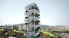 Torre residencial por Meir Lobaton y Kristjan Donaldson | àlfons