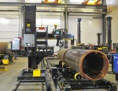 How Fit Up Rotators and Automated MIG Welding Manipulator Can Reduce Your Cycle Times in Tank Manufacturing