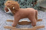 Rocking Lion - £28 no offers - Listed by Sell it socially     GLDI9097    has been published on Sell it Socially