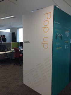 IBM Sydney pop-up lab