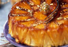 Gâteau renversé à l'ananasVoir la recette du Gâteau renversé à l'ananas >>