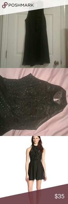BCBGeneration Dress awesome!! Beautifuk black dress,  size 8. I used once or twice. Excellent conditions BCBG Dresses Maxi