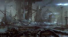 Environment Painting- Gumroad Tutorial by daRoz on DeviantArt