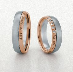 Gorgeous Wedding Bands From Bauer