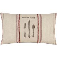 French Country - Bon Appétit Pillow