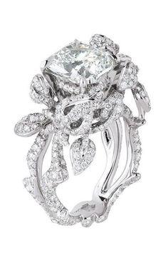 Dior jewel by victoire de castellane precieuses roses