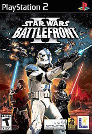 Star Wars Battlefront Ii Sony Playstation 2 Complete Ps4