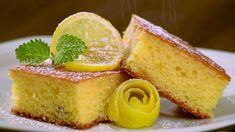 Citrónovo-jogurtový koláč