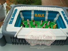 Tarta Bernabeu - Real Madrid