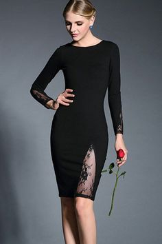 literally obsessed.  LUCLUC Blue Embroidered Panel Scoop Dress http://www.lucluc.com/new-arrivals-of-april/lucluc-black-embroidered-panel-scoop-dress.html?mark=tlr0120