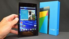 La tablette google nexus 7 : entre tablette et smartphone