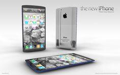 El iPhone 5 contaría con una pantalla de celdas más fina
