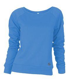 Take a look at this Atomic Blue Seasonless Sweatshirt today!